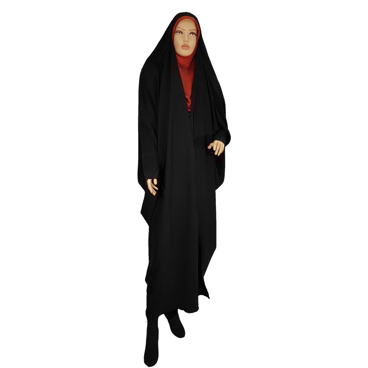 چادر صدفی حریرالاسود  حجاب حدیث کد 114