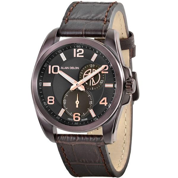 ساعت مچی عقربه ای مردانه آلن دلون مدل AD358-1749