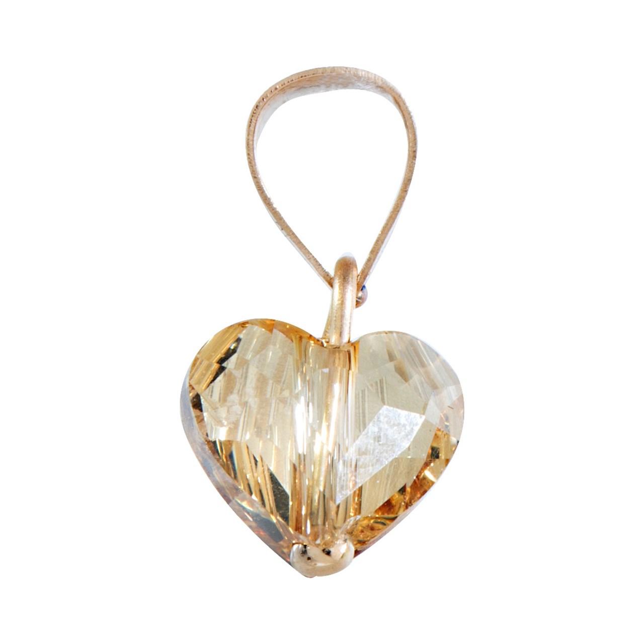 قیمت آویز گردنبند طلا 18 عیار ماهک مدل MM0761 - مایا ماهک