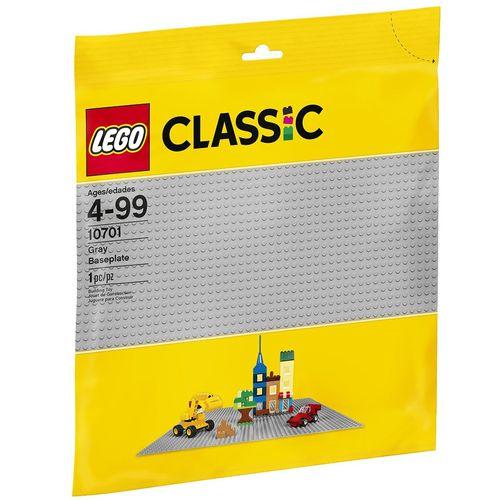 لگو سری Classic مدل Gray Baseplate 10701