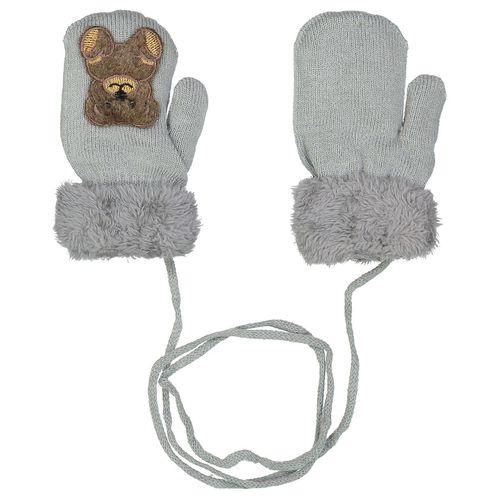 دستکش نوزادی پی جامه مدل 5-303  مناسب برای 6 تا 18 ماه