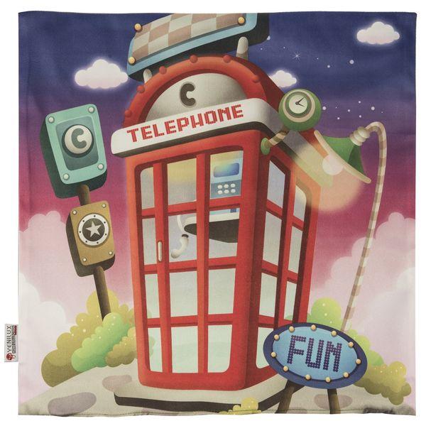کاور کوسن ینیلوکس مدل Telephone