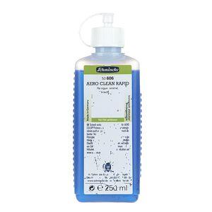 محلول تمیز کننده ایربراش اشمینک مدل Aero Clean Rapid کد 50606 حجم 250 میلی لیتر