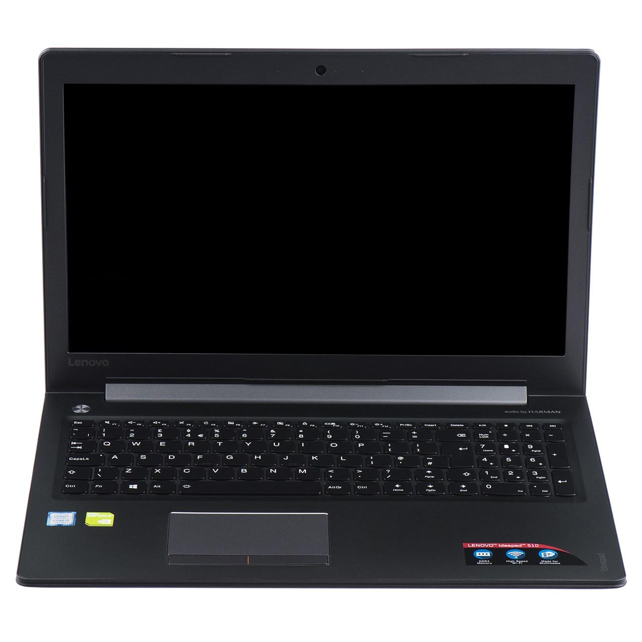 لپ تاپ 15 اینچی لنوو مدل Ideapad 510 - H