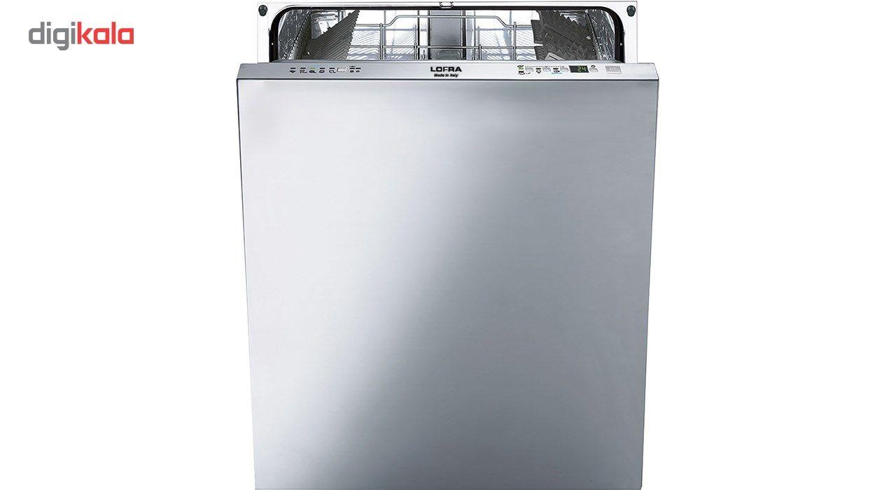 ماشین ظرفشویی توکار لوفرا مدل DB0614E0  Lofra DB0614E0 Dishwasher