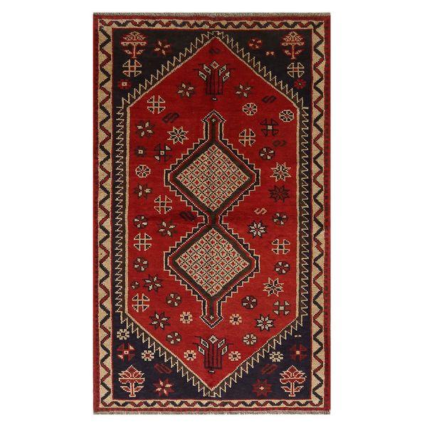 فرش دستبافت قدیمی سه و نیم متری کد 149218