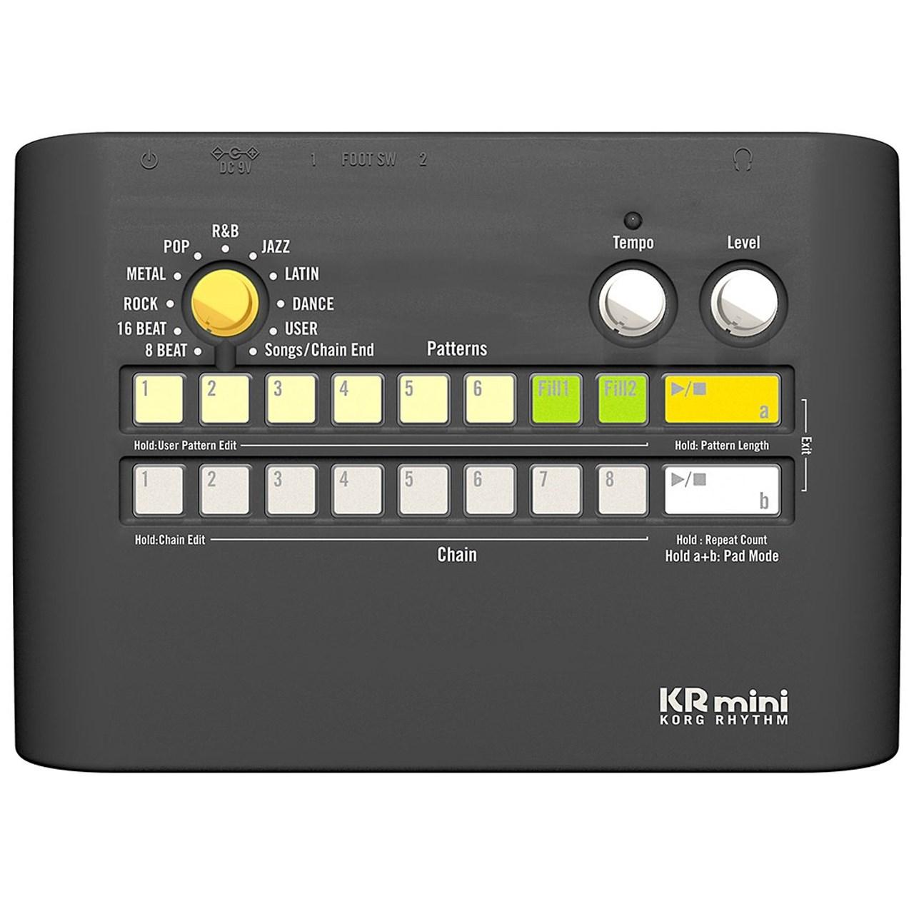 ریتم ماشین کرگ مدل KR-Mini