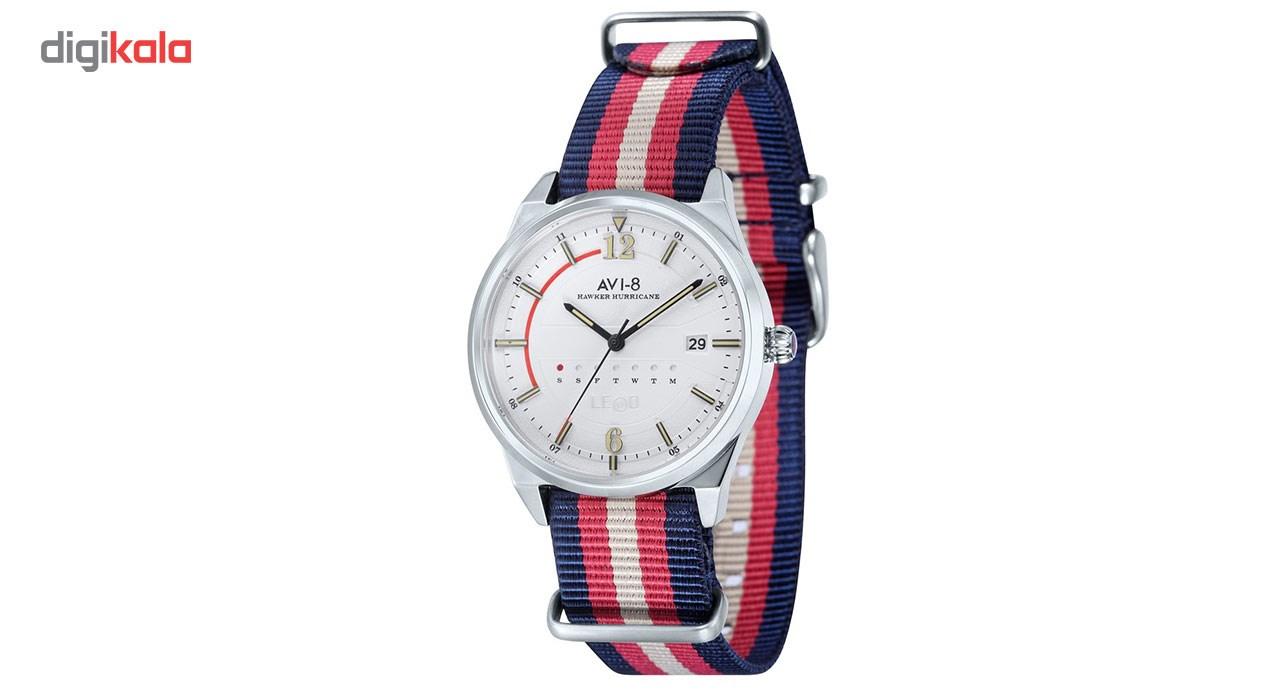 خرید ساعت مچی عقربه ای مردانه ای وی-8 مدل AV-4044-01