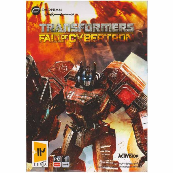 بازی Transformers Fall of Cybertron مخصوص کامپیوتر