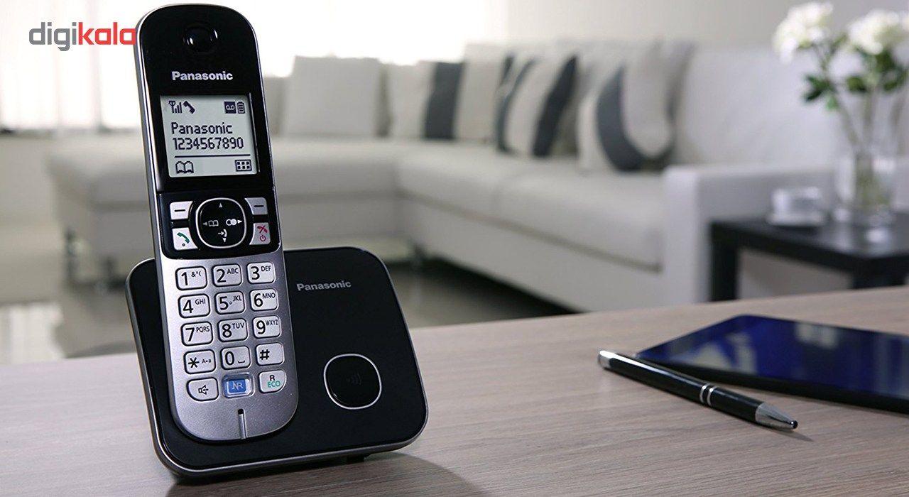 تلفن بی سیم پاناسونیک مدل KX-TG6811 main 1 16