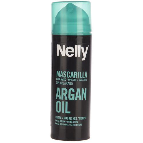 ماسک موی نرم کننده نلی مدل Argan Oil حجم 150 میلی لیتر