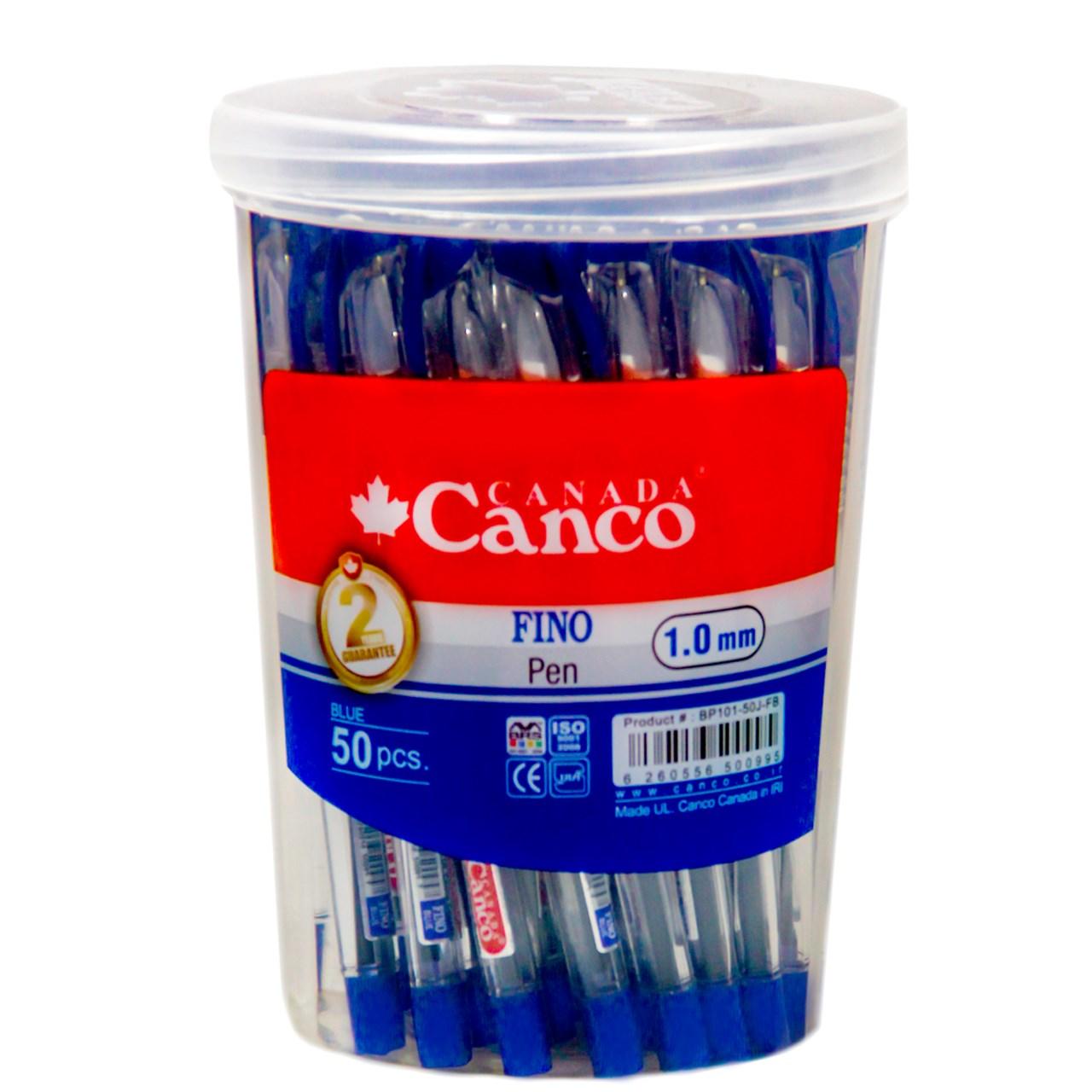 خودکار کنکو مدل FINO بسته 50 عددی