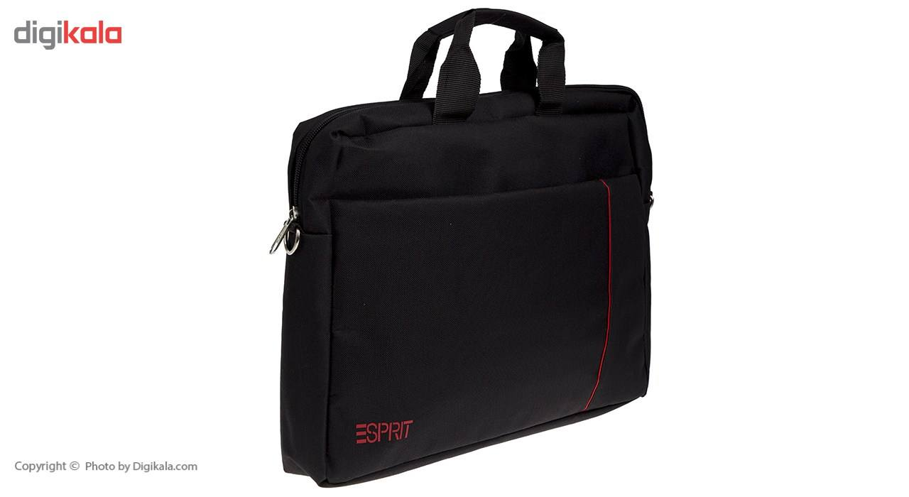 کیف لپ تاپ مدل Esprit مناسب برای لپ تاپ 15.6 اینچی main 1 3