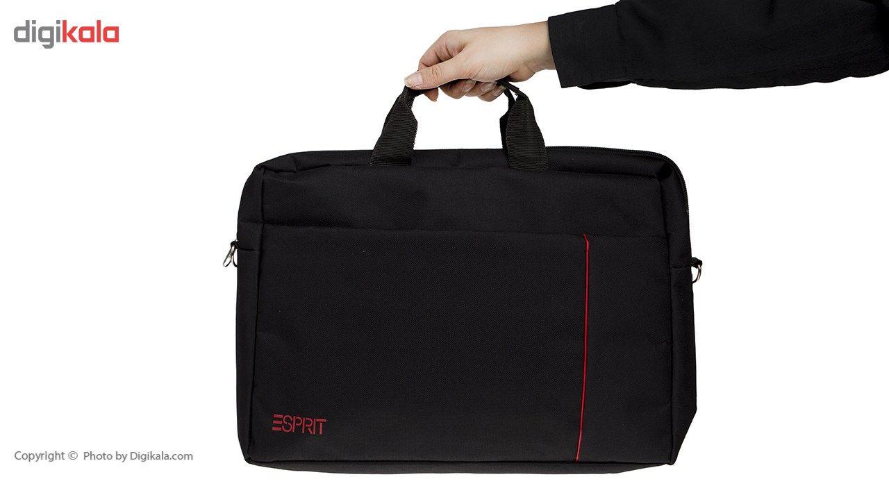 کیف لپ تاپ مدل Esprit مناسب برای لپ تاپ 15.6 اینچی main 1 5