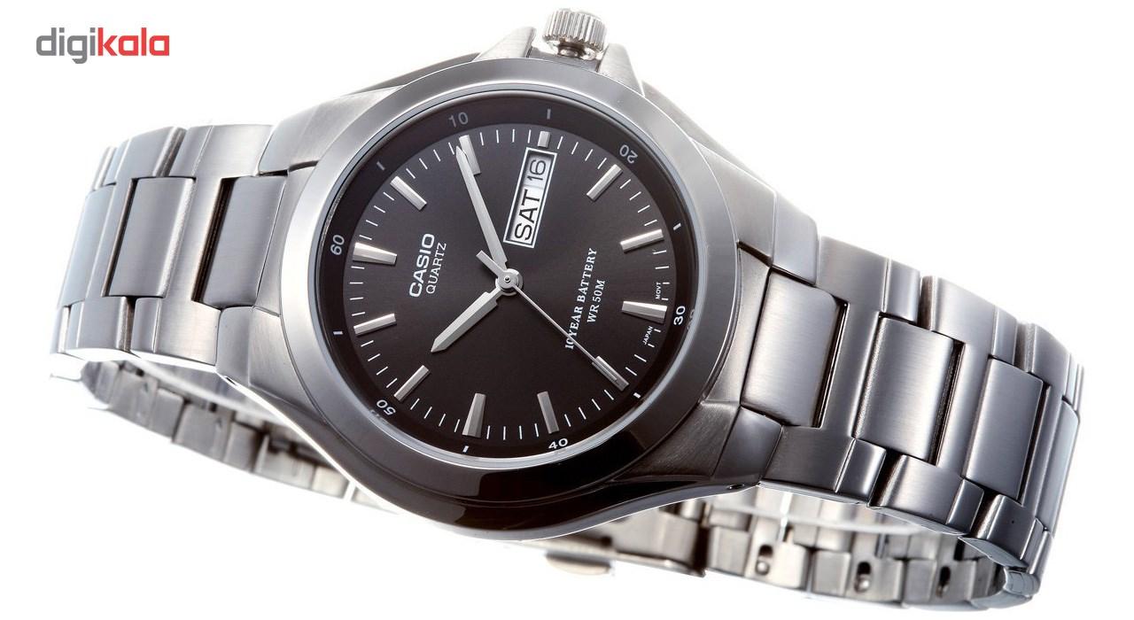 خرید ساعت مچی عقربه ای مردانه کاسیو مدل MTP-1228D-1AVDF | ساعت مچی