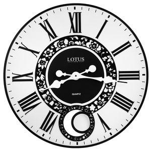 ساعت دیواری لوتوس مدل FL-6600