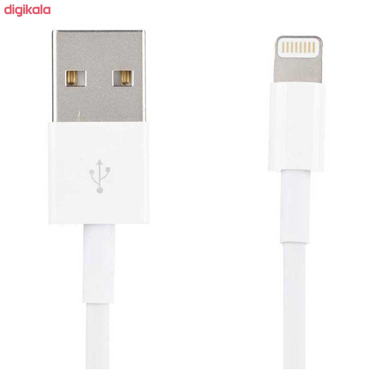 کابل تبدیل USB به لایتنینگ فاکسکان مدل FVI612 طول 1 متر main 1 1