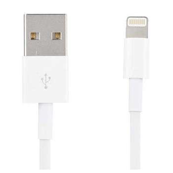 کابل تبدیل USB به لایتنینگ فاکسکان مدل FVI612 طول 1 متر