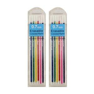 نوک مداد نوکی 0.7 میلی متری ارت کیوب بسته دو عددی