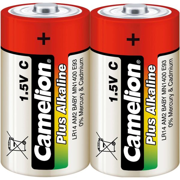 باتری سایز متوسط پلاس آلکالاین کملیون