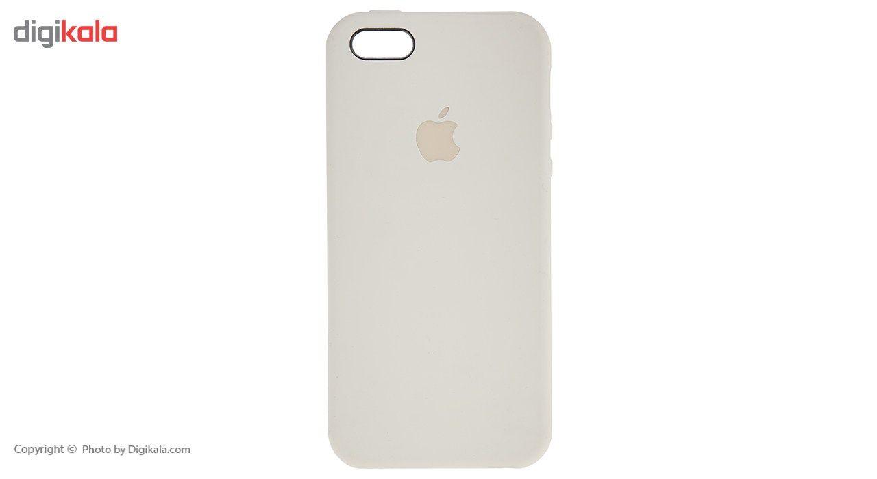 کاور سیلیکونی مناسب برای گوشی موبایل آیفون SE main 1 11