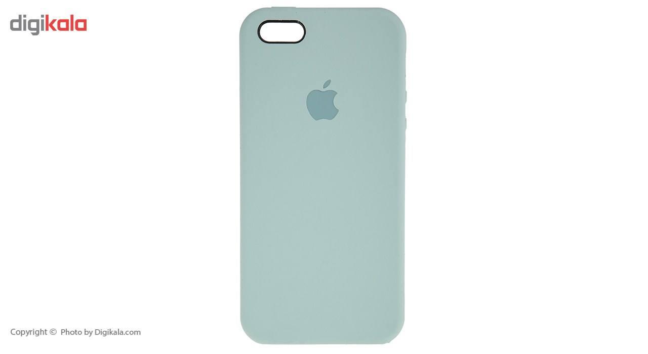 کاور سیلیکونی مناسب برای گوشی موبایل آیفون SE main 1 12
