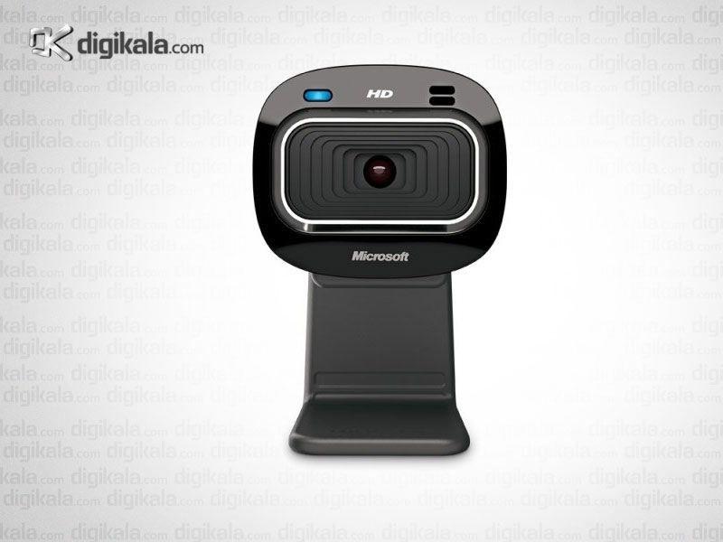 وب کم HD مایکروسافت مدل لایف کم HD-3000 main 1 2