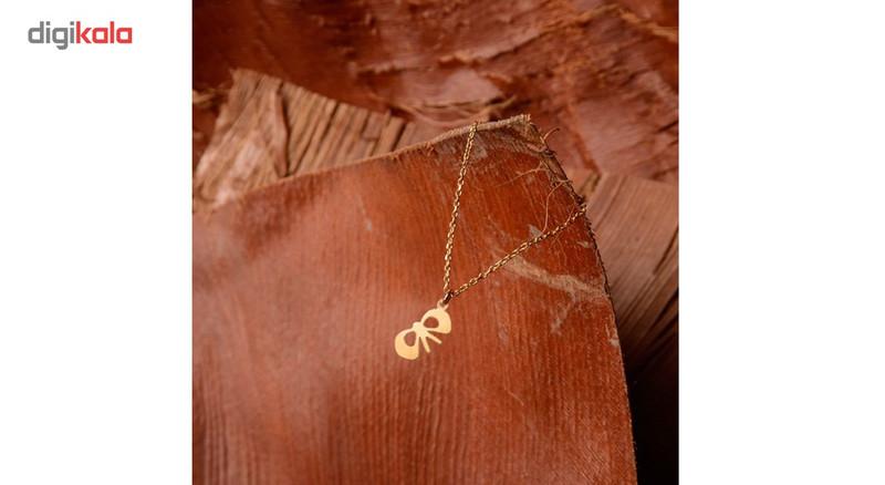 آویز ساعت طلا 18 عیار شانا مدل WSG21