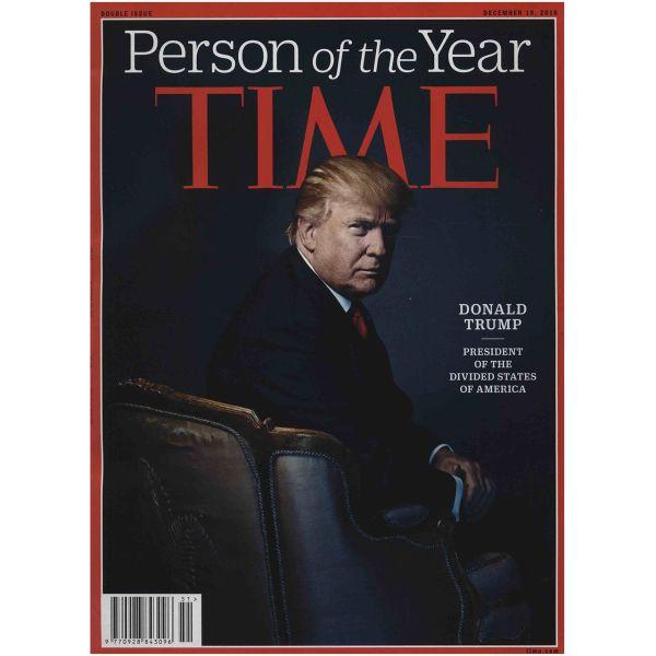 مجله تایم - نوزدهم دسامبر 2016
