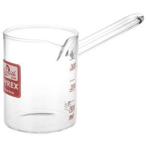 شیر جوش شیشهای زنیت مدل Pyrex