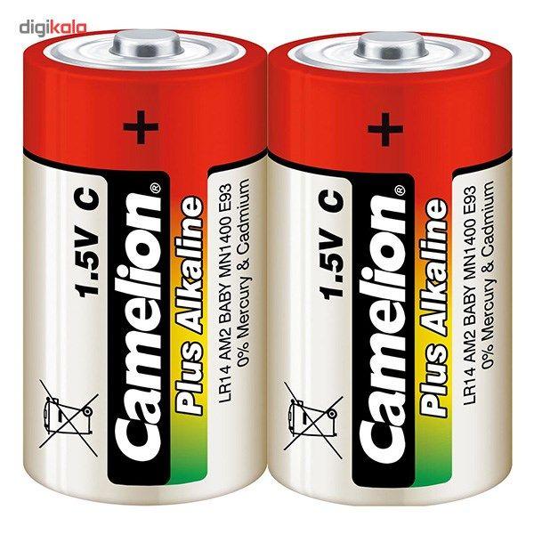 باتری سایز متوسط پلاس آلکالاین کملیون main 1 1