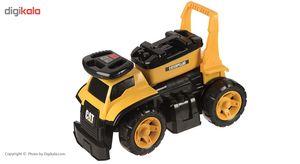 ماشین بازی سواری زرین تویز مدل 3In1 Dump Truck F7  Zarrin Toys 3In1 Dump Truck F7 Ride On Toys Car