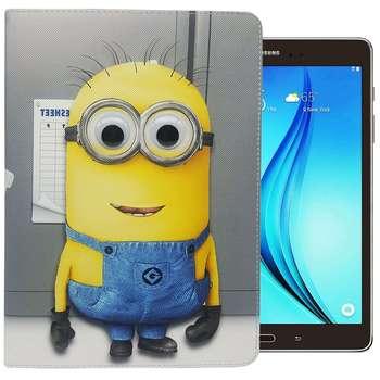 کیف کلاسوری مدل minion مناسب برای تبلت Samsung Tab A9.7 inch T550