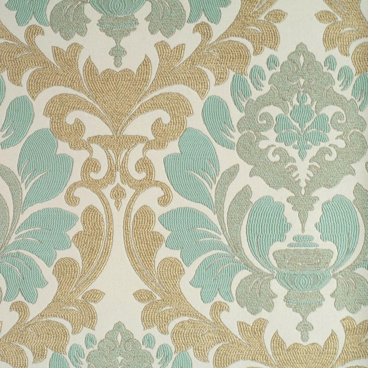 کاغذ دیواری داموس پاراتی میلانو  آلبوم گرین کازا 2 مدل 72916