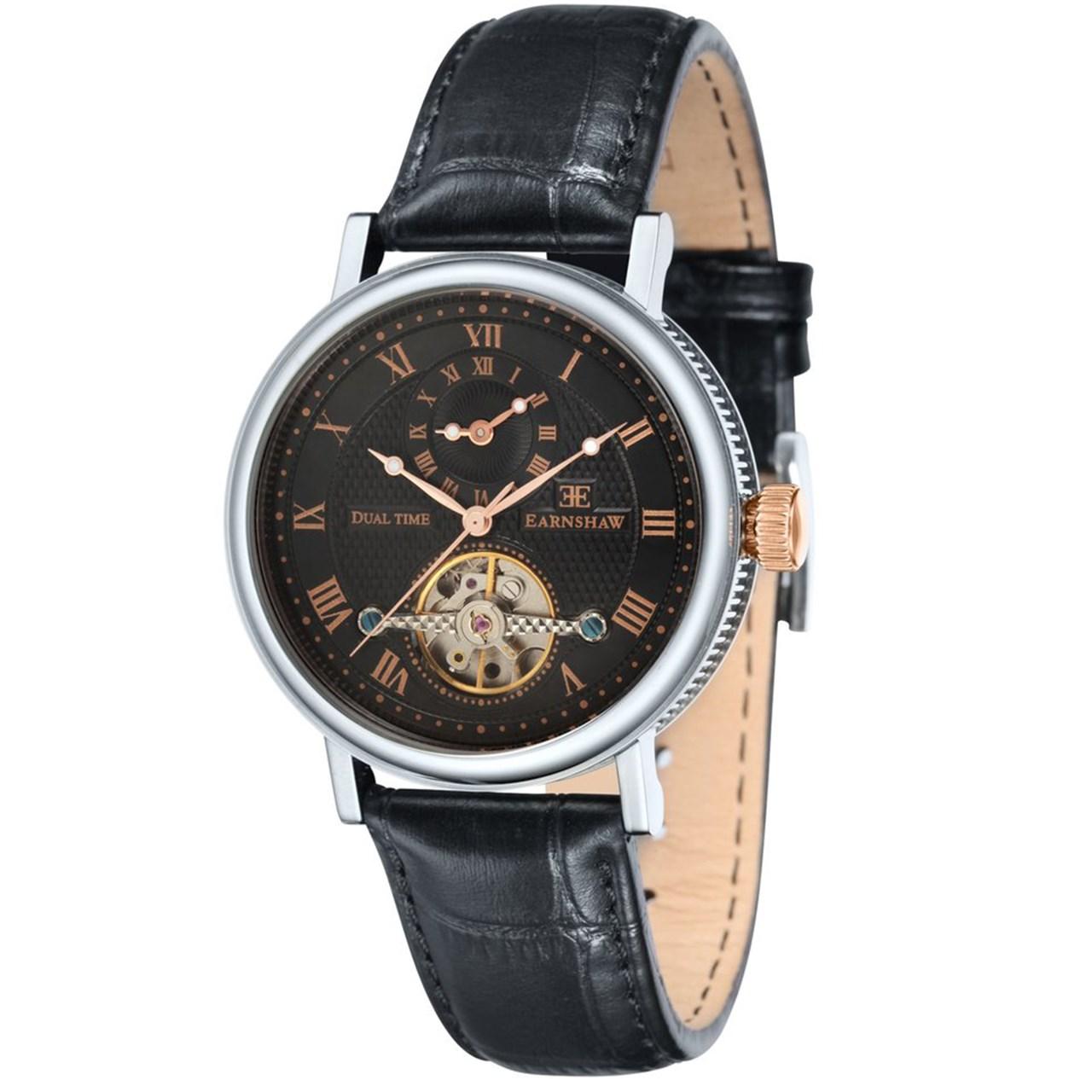 ساعت مچی عقربه ای مردانه ارنشا مدل ES-8047-01 14