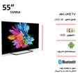 تلویزیون ال ای دی هوشمند تی سی ال مدل 55P8SA سایز 55 اینچ thumb 4