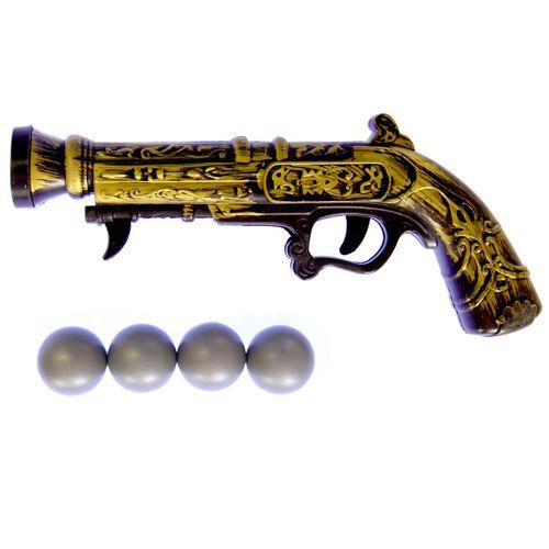 اسباب بازی تفنگ ترنم مدل تپانچه
