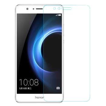 محافظ صفحه نمایش شیشه ای مدل Tempered مناسب برای گوشی موبایل هوآوی Honor 8