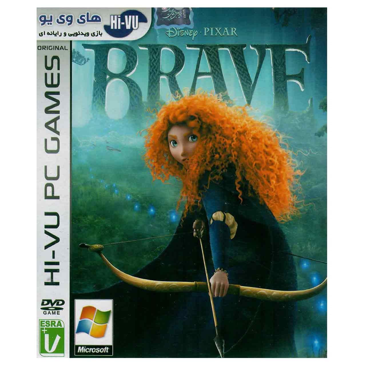 بازی Brave مخصوص  PC