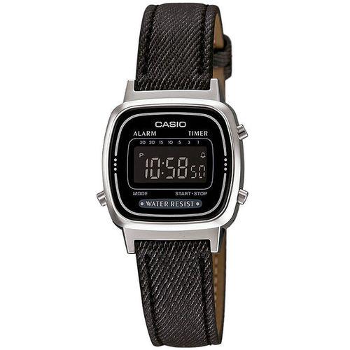 ساعت مچی دیجیتال زنانه کاسیو مدل LA670WL-1BDF