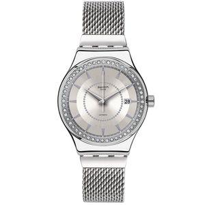 ساعت مچی عقربه ای زنانه سواچ مدل YIS406GB