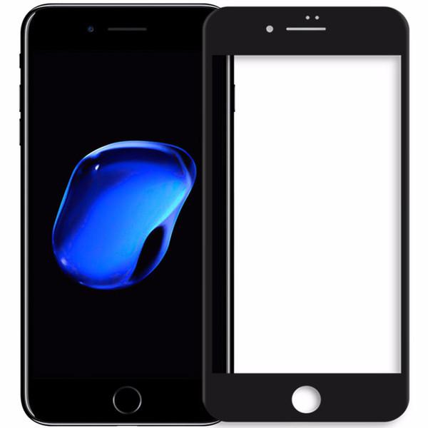 محافظ صفحه نمایش شیشه ای نیلکین مدل 3D AP Plus Pro مناسب برای گوشی موبایل آیفون 7
