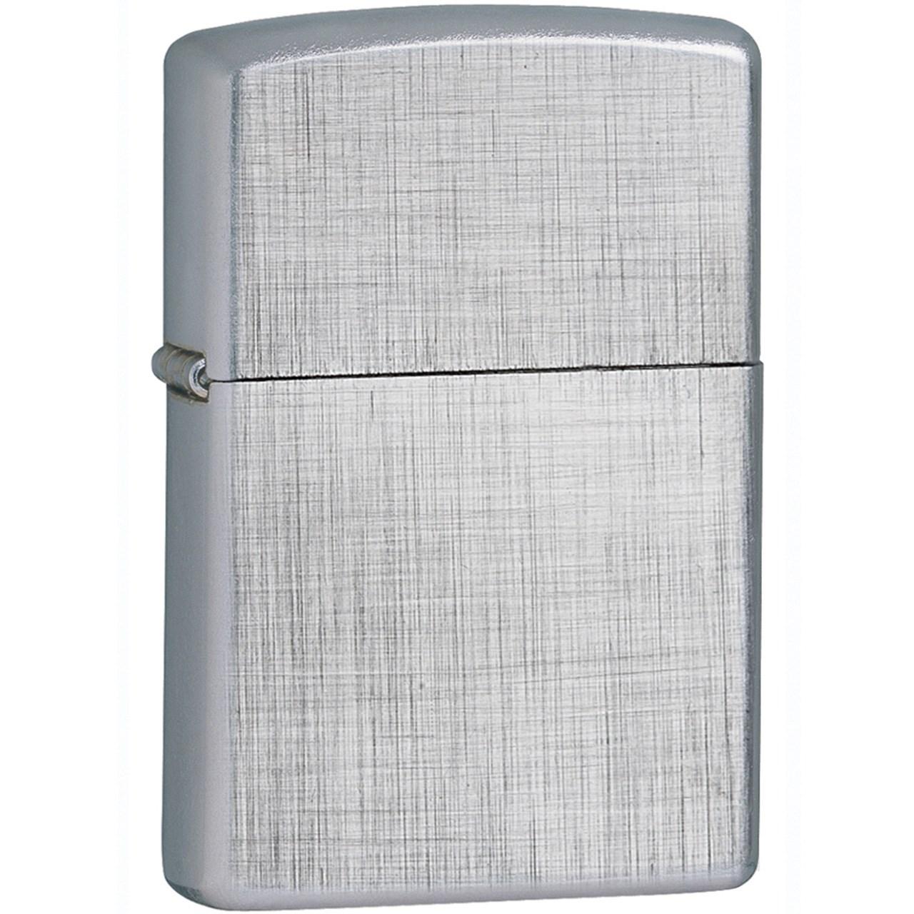 فندک زیپو مدل Linen Weave کد 28181