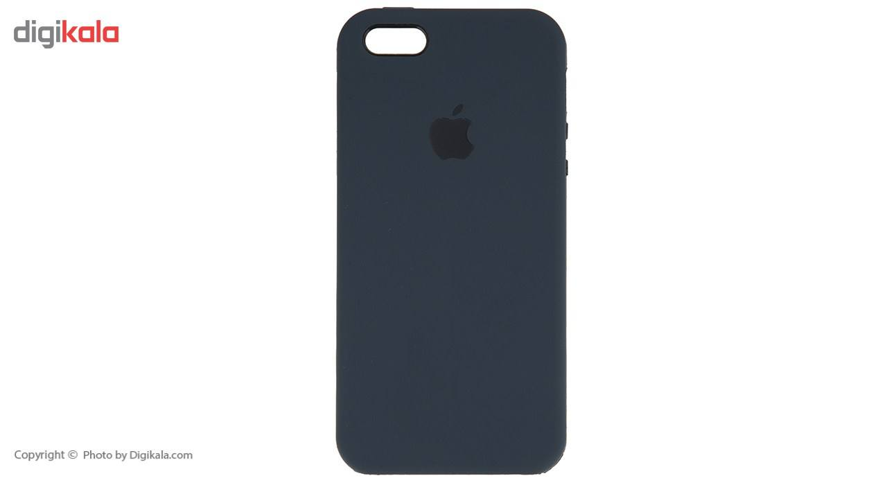 کاور سیلیکونی مناسب برای گوشی موبایل آیفون SE main 1 13