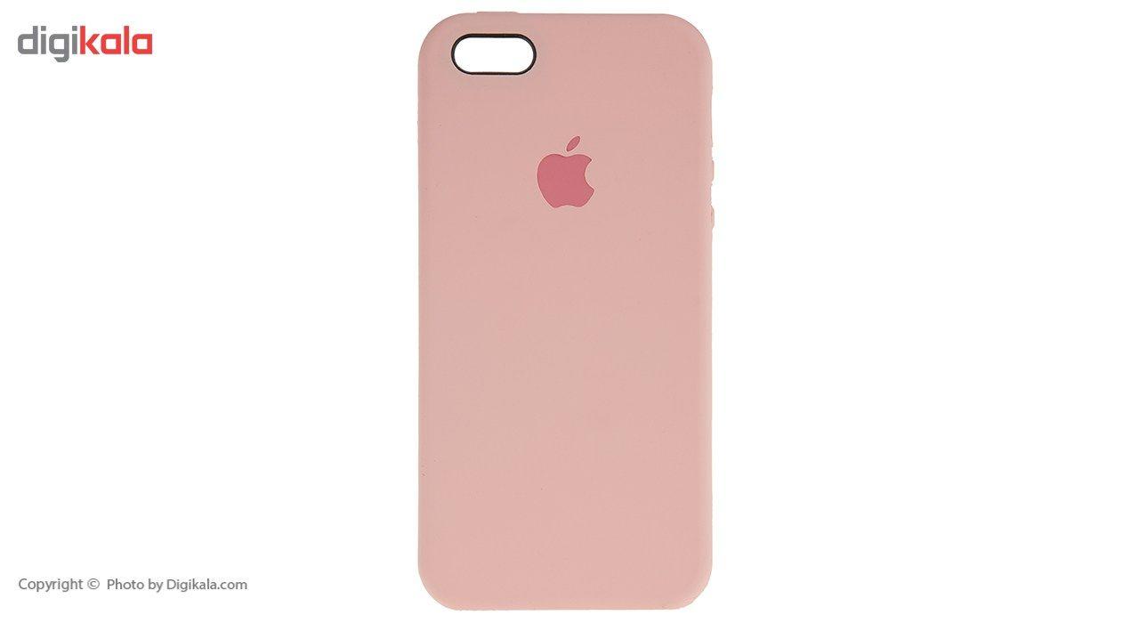 کاور سیلیکونی مناسب برای گوشی موبایل آیفون SE main 1 15