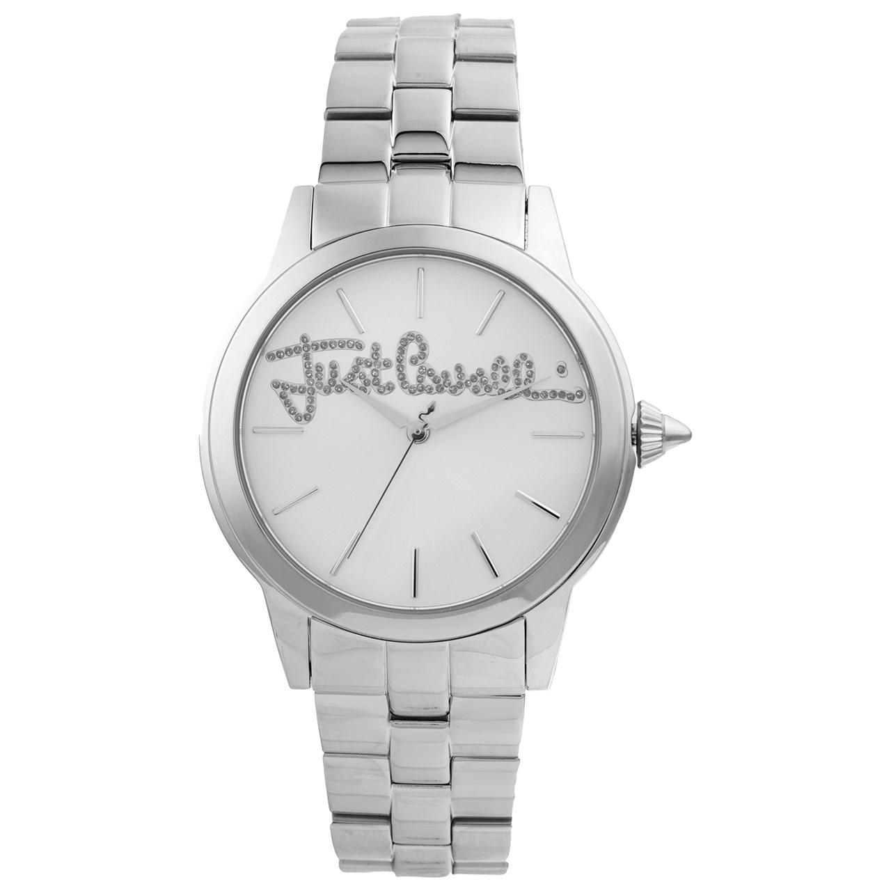 ساعت مچی عقربه ای زنانه جاست کاوالی مدل JC1L006M0055 41