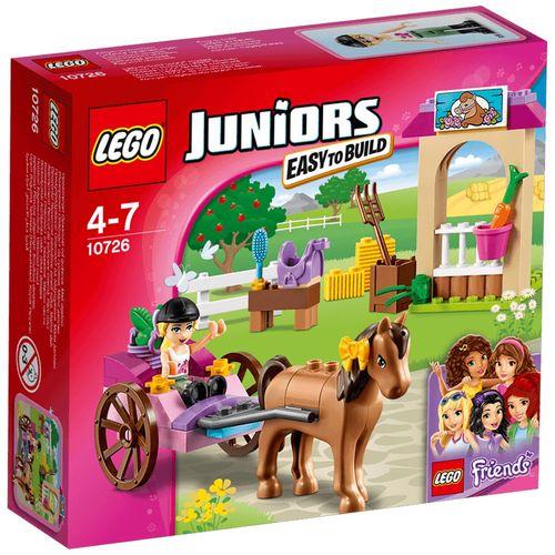لگو سری Juniors مدل Stephanies Horse Carriage 10726