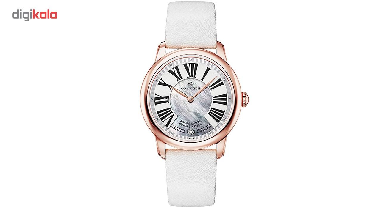 ساعت زنانه برند کوین واچ مدل C158RWL