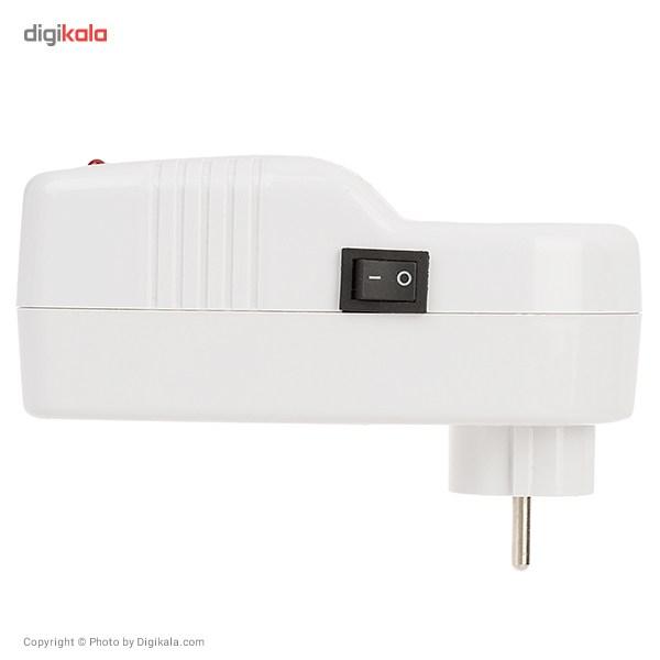 محافظ دیجیتال کولر گازی تیراژه مدل S7000