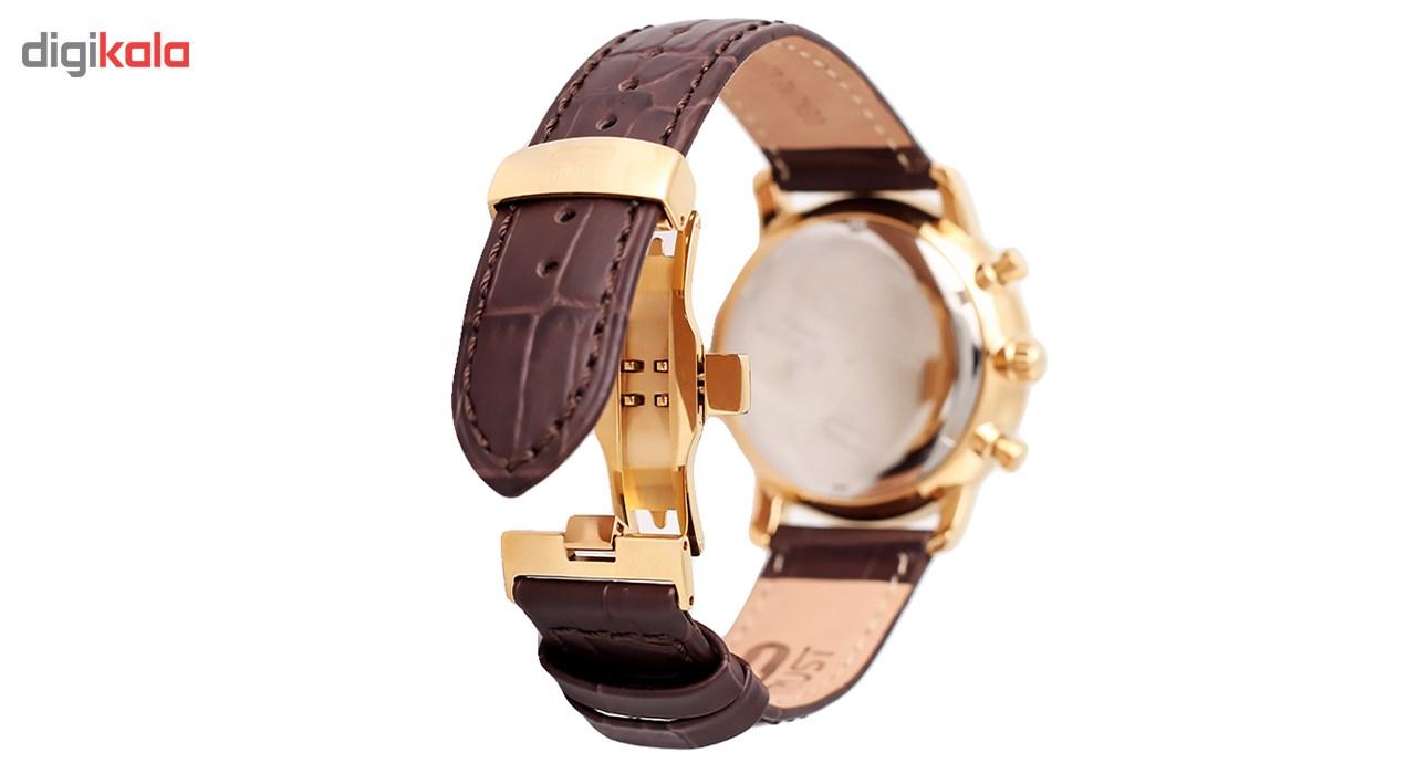 ساعت مچی عقربه ای مردانه تراست مدل G459BUK